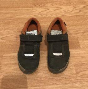 Ботинки осень непромокаемые ессо