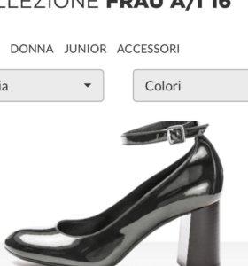 Туфли женские, новые. Италия