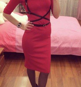 Платье, портупея в подарок