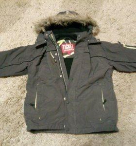 Куртка ticket, полукомбинезон зимний