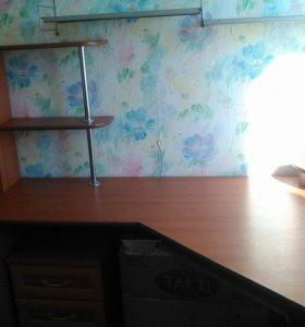 стол письменный угловой (компьютерный)