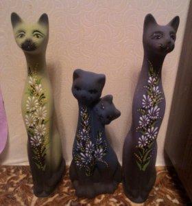 Кошки копилки