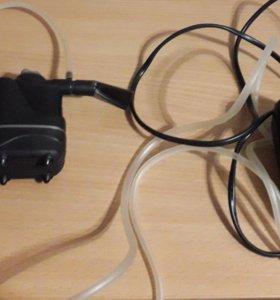 Фильтр  и компрессор для воды
