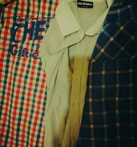 Фирменные рубашки