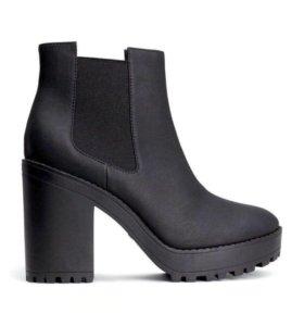 Ботильоны туфли сапоги