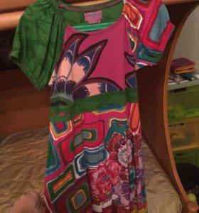 """Детское платье """"Desigual"""""""