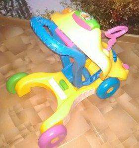 Ходунки каталка Playskool
