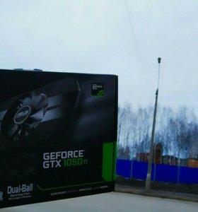 Видеокарта GTX 1050TI