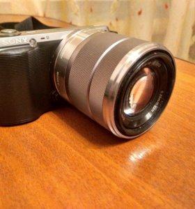 Фотоаппарат беззеркальный Sony NEX-C3
