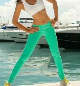 Лосины штаны для фитнеса