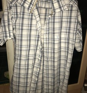 Мужская рубашка размер L