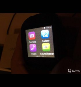 Smart watsh android часы телефон