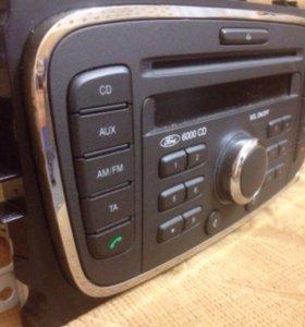Автомагнитола Ford 6000 CD