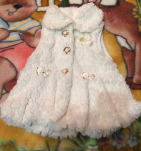 Платье -жилетка