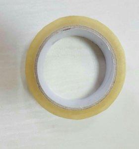 Скотч 42 микрон 35 мм × 66 метров