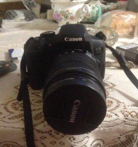 Фотоаппарат CanonEOS750D