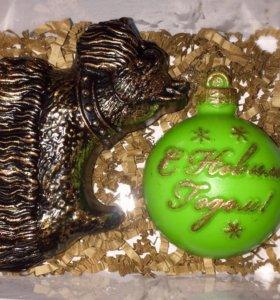 Набор мыла «С Новым годом!» Новогодний подарок