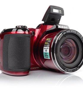 Фотоаппарат Nikon l810i