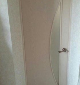 Двери межкомнатные 3 шт