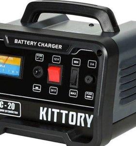 Зарядное устройство Kittory ВС-20, 12V/24В