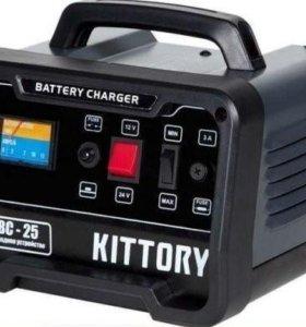 Зарядное устройство Kittory ВС-25,12/24V