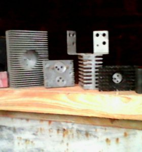 Радиаторы для электроники