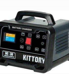 Зарядное устройство Kittory ВС-30,12/24V