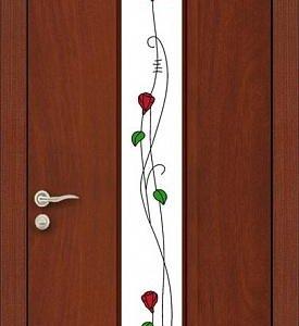 """Дверь межкомнатная """"Роза"""""""