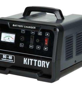 Зарядное устройство Kittory ВС-40,12/24V