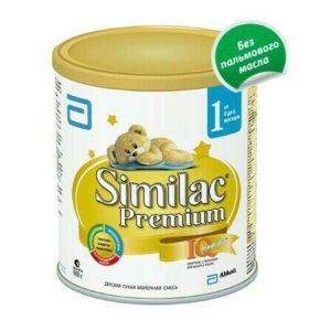Молочная смесь Similac Премиум 1 (0 - 6 мес) 900 г