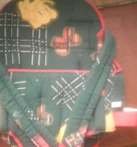 Рюкзак переноска для детей.