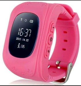 Часы смарт детские Q50, GPS smart baby НОВЫЕ