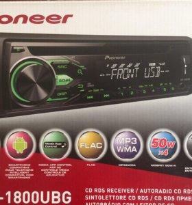Pioneer den-1800ubg