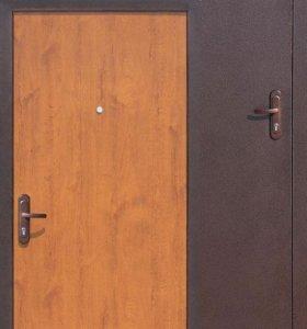 """Дверь входная металлическая """"СтроиГост 5-1"""""""