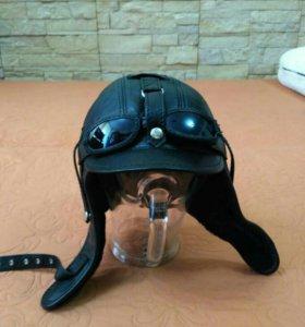 Новая шапка-шлем