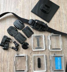 Аксессуары для GoPro (все набором)