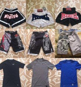Nike Adidas Reebok Venum Bad Boy Hayabysa Puma TNF