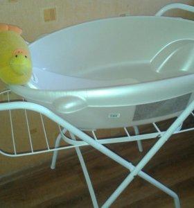 Держатель подставка под ванну и сушилка для белья