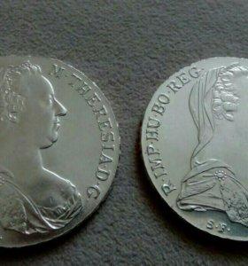 Талер Мария-Терезия (рестрайк)