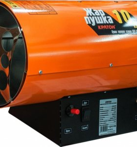 Пушка газовая Кратон 10 кВт