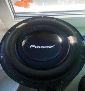 Сабвуфер Pioneer TS-W303R