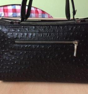 Женская сумка Mattioli, натуральная кожа