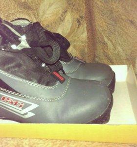 Лыжные ботинки, детские