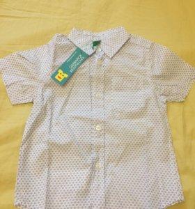 Рубашка на мальчика Benetton