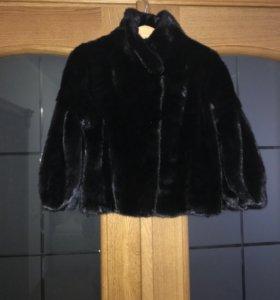 Норковая куртка 42