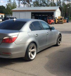BMW 520 6мкпп! Мотор 3.0!