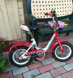 Детский велосипед Stels pilot 110