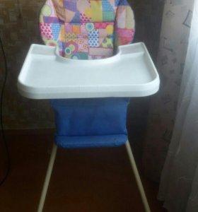 Детский столик (складной)