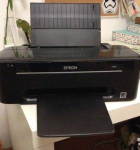 Принтер сублимационный Epson l100