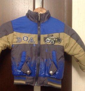 Куртка р.80-86 осень-весна